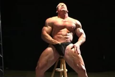 Tom Lord Muscle Gods