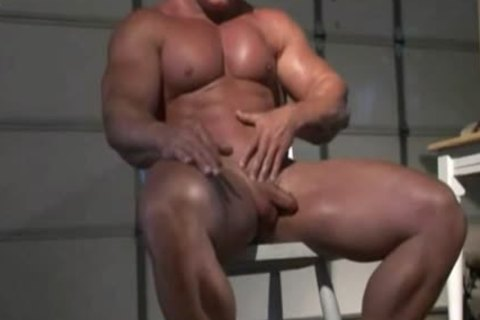Russian American Contractor. Professional Bodybuilder As Well. Very worthy.