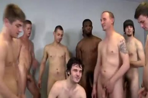 orgy painfully homosexual nail Bukkake