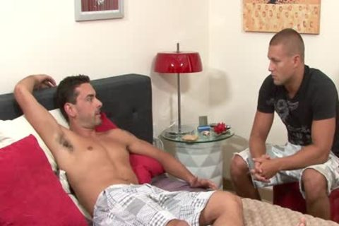 lusty homo acquires Anally Nailed And Cummed