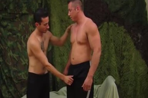 Tattooed males Outdoor Sex