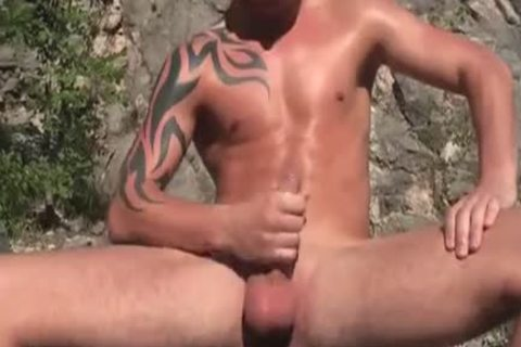TWINS JOSEPH & ROBERTO - sex semen flow COMPILATION