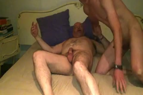 daddy homo Bear fucks His lad sex tool naked