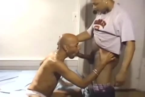 Three large Dicked black boyz Have A pound Session