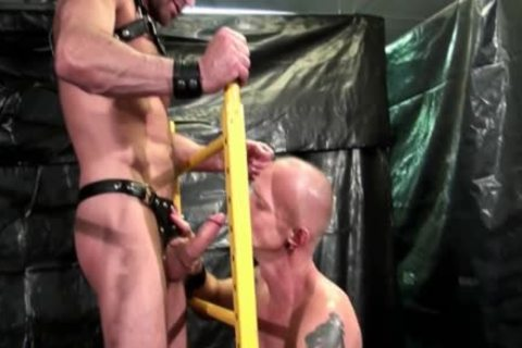 homo Hunk Sucks darksome 10-Pounder