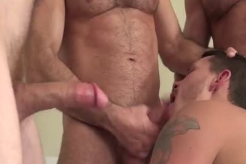 Dayton, Adam, Shay & Tate. naked Breed