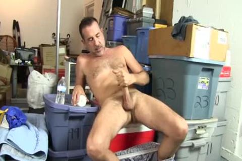 raunchy amateur solo jacking off