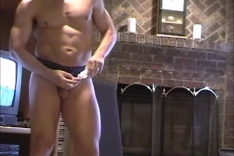 A Longer clip scene Of A Previously Posted clip scene Showing My Back Musculature Development.
