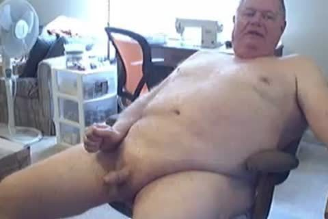 grandpapa wank And cream On web camera