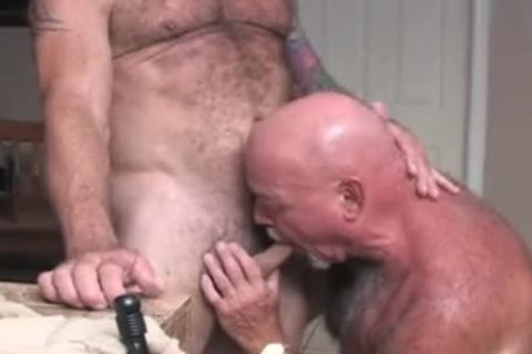 hairy men not ever Give Up On Rim Job