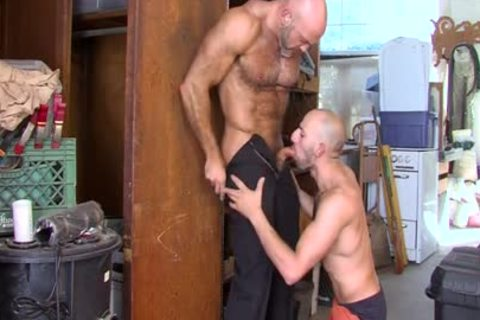 They Can Just assist Themselves To All The bushy Hunk Fanny