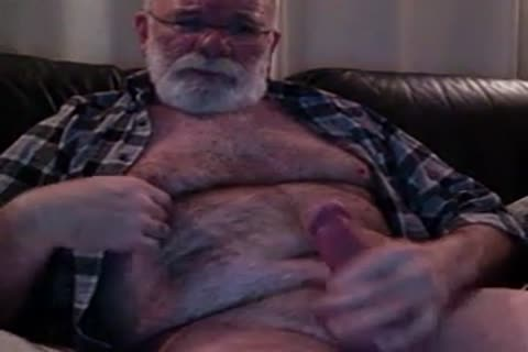 grandpapa sperm On web camera