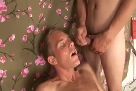 Frat boyz facual cumshots And cum Eat