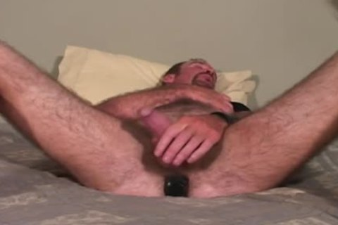 hairy Middle aged dude acquires fucked By Blacks