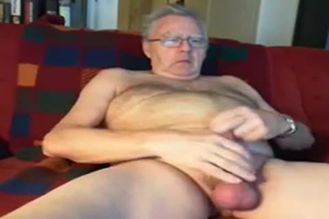 grand-daddy jack off