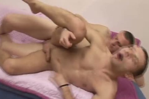 hardcore homo anal banging And Cumswapping
