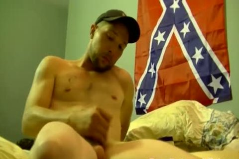 Billy Bob Wanks His shlong previous to Spraying Out A Cumload