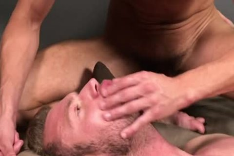 big cock lad rimming With ejaculation