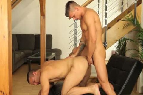 Muscle homosexual men anal sex And ejaculation