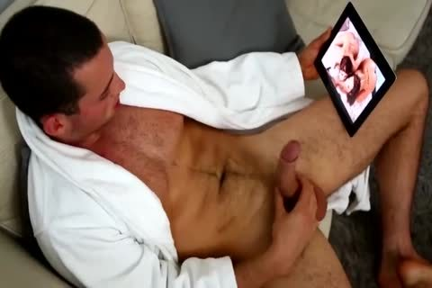 Caught For Masturbation man
