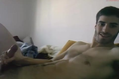 big Cocked Exhibitionist stroking His Megadick