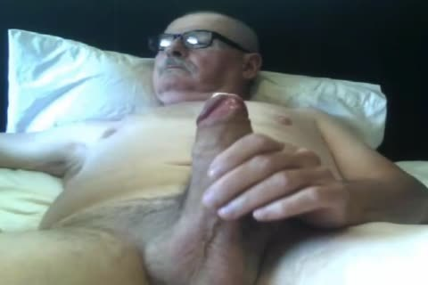 grand-dad jerk off On web camera