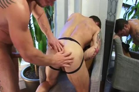 Muscle homo sex dildo With spunk flow