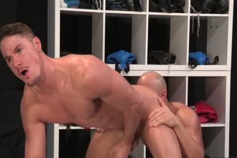 Muscle homosexual anal And anal jizz flow