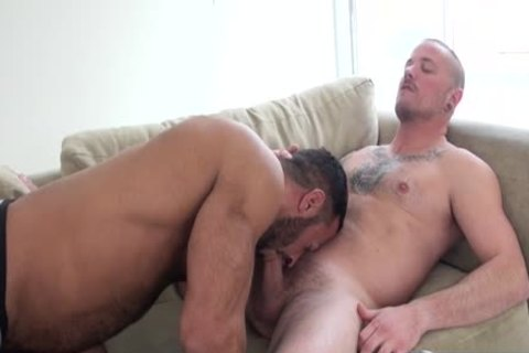 Muscle homosexual oral And cumshot
