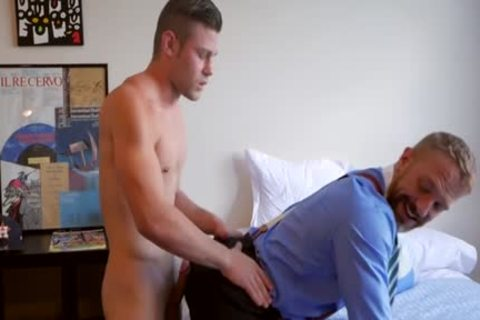 Latin Daddy butthole sex With goo flow