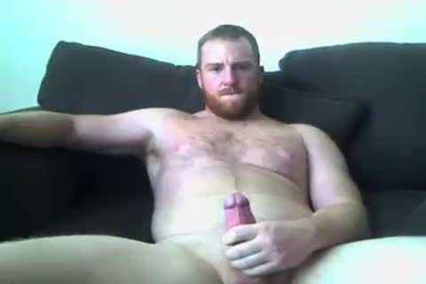 big Furry Jackers Cums On web camera