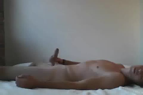 long Haired twink Cums On belly - Watch greater amount At Rawcams69.com