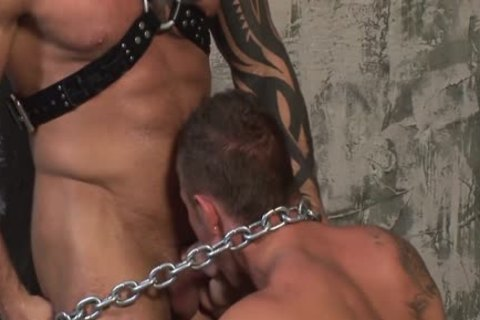 raw Leather Muscle pound