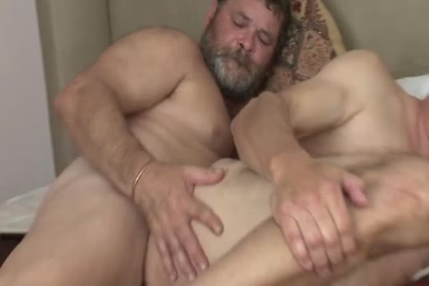 pounding An daddy dad bare