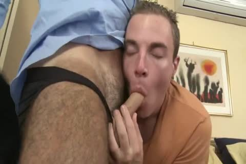 Daddy And His guy Make Love