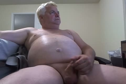 grand-dad sperm On web camera