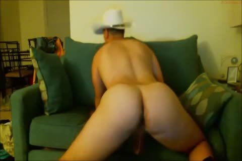 Solo Straight web camera Cowboy big wazoo