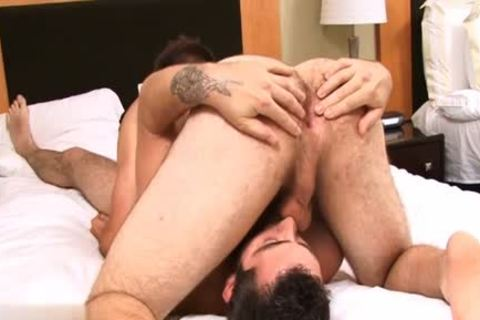 hairy homo oral stimulation-service With ejaculation