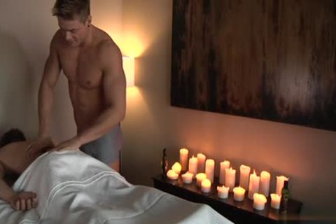 large cock gay Foot Fetish With Massage
