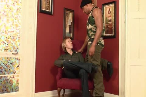 Blond teen banged By BBC