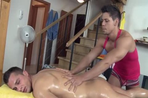 filthy Daddy butthole job And Massage