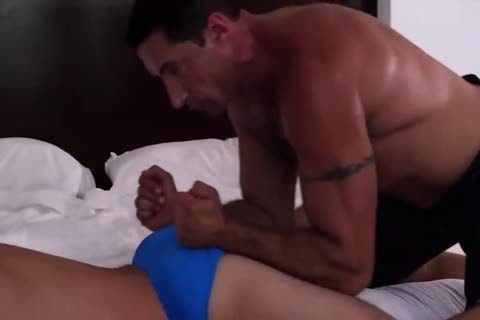 4-8 7 My hairy Muscle Daddy pounds Me