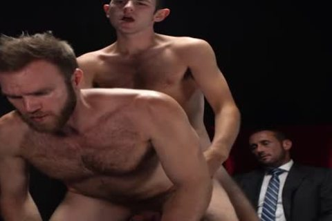 MormonBoyz - Two Missionaries plow As castigation For Priest Daddy
