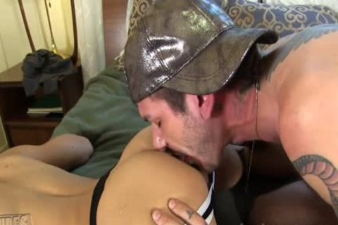 An excellent Creampie With David Ace  And Tristan Mathews
