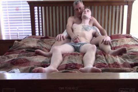 Ethan's butthole acquires Rammed bare