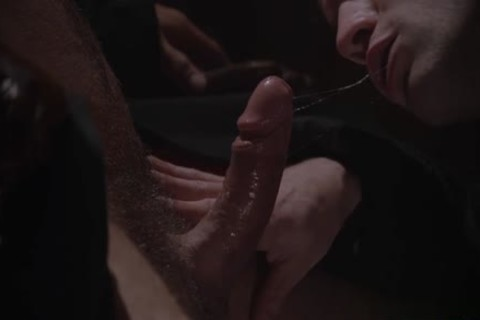 Muscle gay thrashing And ejaculation