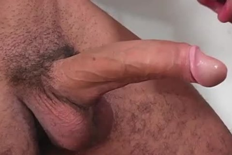 messy latino pounds his man painfully doggystyle