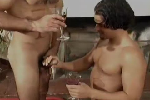 homo acquires His chap\'s Slick For wazoo