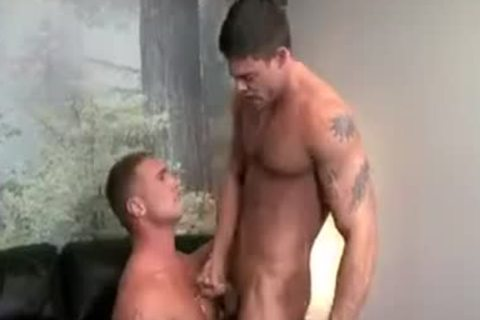 Straight lad terrorized hard in his anal