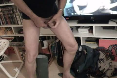 nlboots - changing raiment meanwhile stroking and cumming...